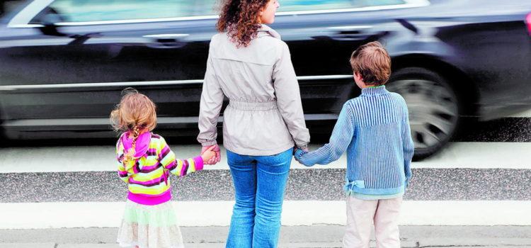 Правила безопасного перехода проезжей части